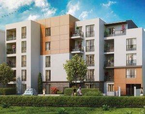Achat / Vente appartement neuf Viry-Châtillon proche collège les Sablons (91170) - Réf. 2439