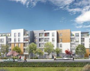 Achat / Vente appartement neuf Viry-Chatillon quartier des Coteaux de L'orge (91170) - Réf. 2868