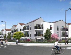 Achat / Vente appartement neuf Viry-Chatillon quartier des Coteaux de l'Orge (91170) - Réf. 1330