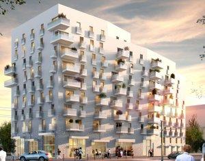 Achat / Vente appartement neuf Vitry-sur-Seine angle Rouget de Lisle / Anselme Ronday (94400) - Réf. 1203