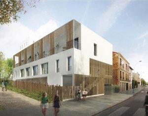 Achat / Vente appartement neuf Vitry-sur-Seine proche des commerces (94400) - Réf. 2307