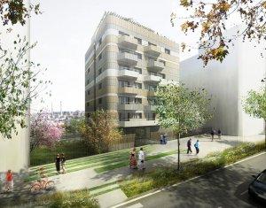 Achat / Vente appartement neuf Vitry-sur-Seine proche des écoles (94400) - Réf. 260