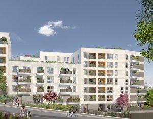 Achat / Vente appartement neuf Vitry-sur-Seine proche tramway T9 (94400) - Réf. 3446