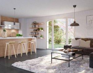 Achat / Vente appartement neuf Voisins-le-Bretonneux au cœur du centre-ville (78960) - Réf. 4311