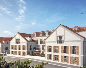 Achat / Vente appartement neuf Voisins-le-Bretonneux centre-ville (78960) - Réf. 5744