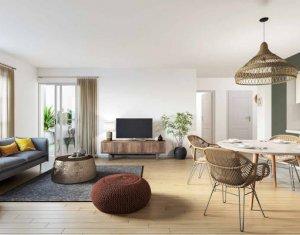 Achat / Vente appartement neuf Wissous proche aéroport de Paris-Orly (91320) - Réf. 5844