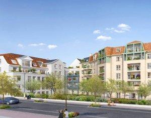 Investissement locatif : Appartement en loi Pinel  Wissous proche centre-ville (91320) - Réf. 5803