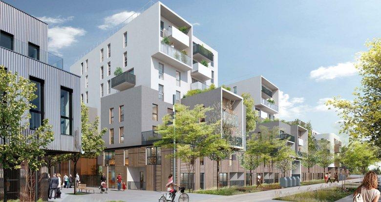 Achat / Vente appartement neuf Bezons proche parc Albert Bettencourt (95870) - Réf. 1932