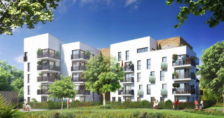 Achat / Vente appartement neuf Cergy proche des universités (95000) - Réf. 510