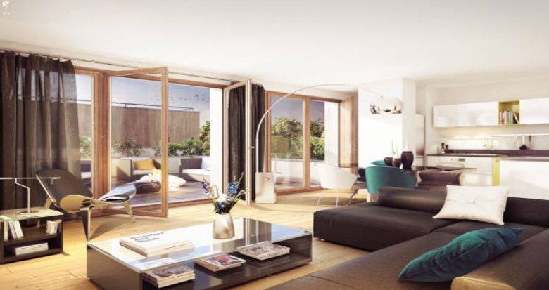 Achat / Vente appartement neuf Chevilly-Larue proche aéroport d'Orly (94550) - Réf. 2667