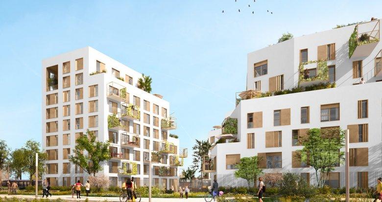 Achat / Vente appartement neuf Chevilly-Larue proche du futur Grand Paris et Tram (94550) - Réf. 2662