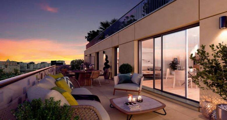 Achat / Vente appartement neuf Clichy-La-Garenne proche de la gare (92110) - Réf. 4369