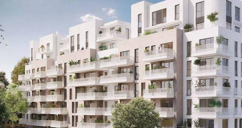 Achat / Vente appartement neuf Colombes au cœur du quartier de l'Arc Sportif (92700) - Réf. 3971