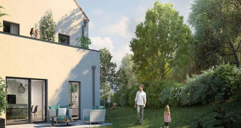 Achat / Vente appartement neuf Coupvray à 8 minutes du Val d'Europe (77700) - Réf. 4353