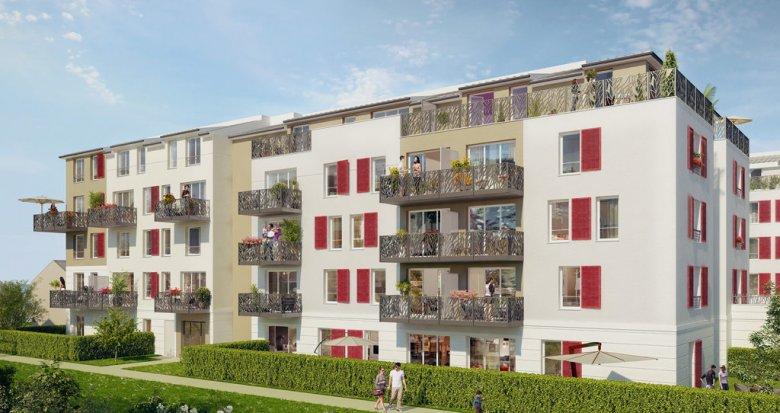 Achat / Vente appartement neuf Dammarie-les-Lys centre-ville (77190) - Réf. 411
