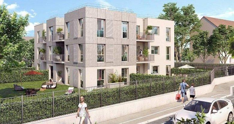 Achat / Vente appartement neuf Egly cœur de ville (91520) - Réf. 1767