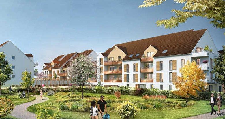 Achat / Vente appartement neuf Egly proche centre-ville (91520) - Réf. 2564