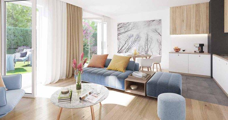 Achat / Vente appartement neuf Fontainebleau à 1 minute du collège (77300) - Réf. 4210