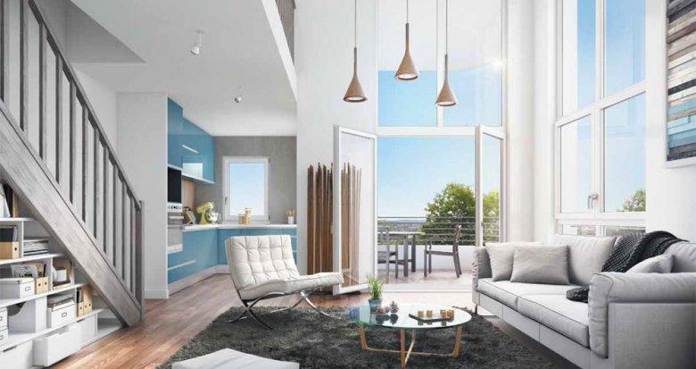 Achat / Vente appartement neuf Louvres Eco-quartier (95380) - Réf. 1615