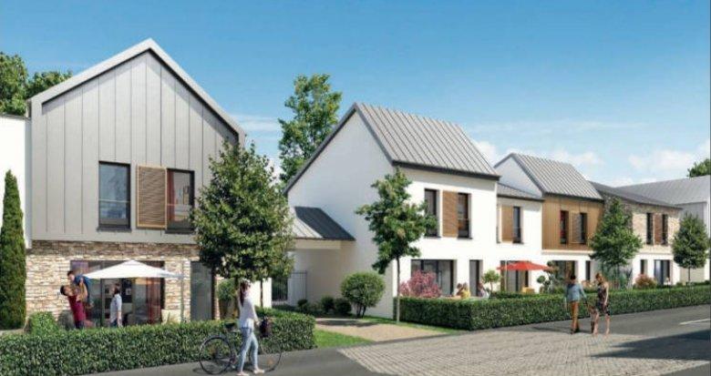 Achat / Vente appartement neuf Maurepas proche quartier Malmedonne (78310) - Réf. 2707