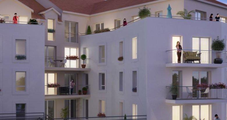 Achat / Vente appartement neuf Meaux bords de Marne (77100) - Réf. 177