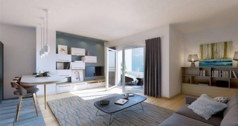 Achat / Vente appartement neuf Melun proche place Saint-Jean (77000) - Réf. 4097