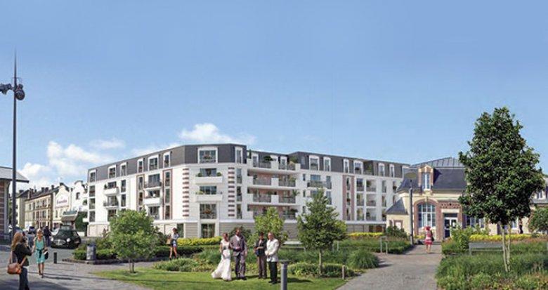 Achat / Vente appartement neuf Persan hyper-centre (95340) - Réf. 1336