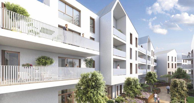 Achat / Vente appartement neuf Pierrefitte-sur-Seine proche commodités (93380) - Réf. 1995