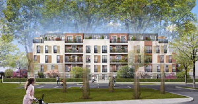 Achat / Vente appartement neuf Plaisir proche de la gare (78370) - Réf. 3350