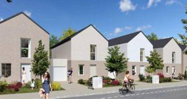 Achat / Vente appartement neuf Pontault-Combault proche groupes scolaires (77340) - Réf. 4053