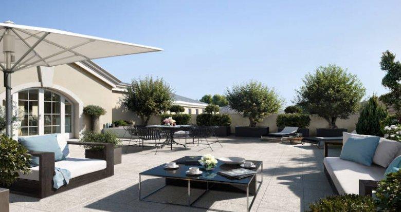 Achat / Vente appartement neuf Serris quartier du Pré de Claye (77700) - Réf. 4010